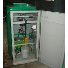 Зачистное устройство мусоропровода зум 01 (комплект деталей)