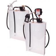 Gespasa KIT-AG 35H насос для перекачки дизельного топлива солярки